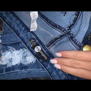 Boohoo Jeans - ripped skinnies
